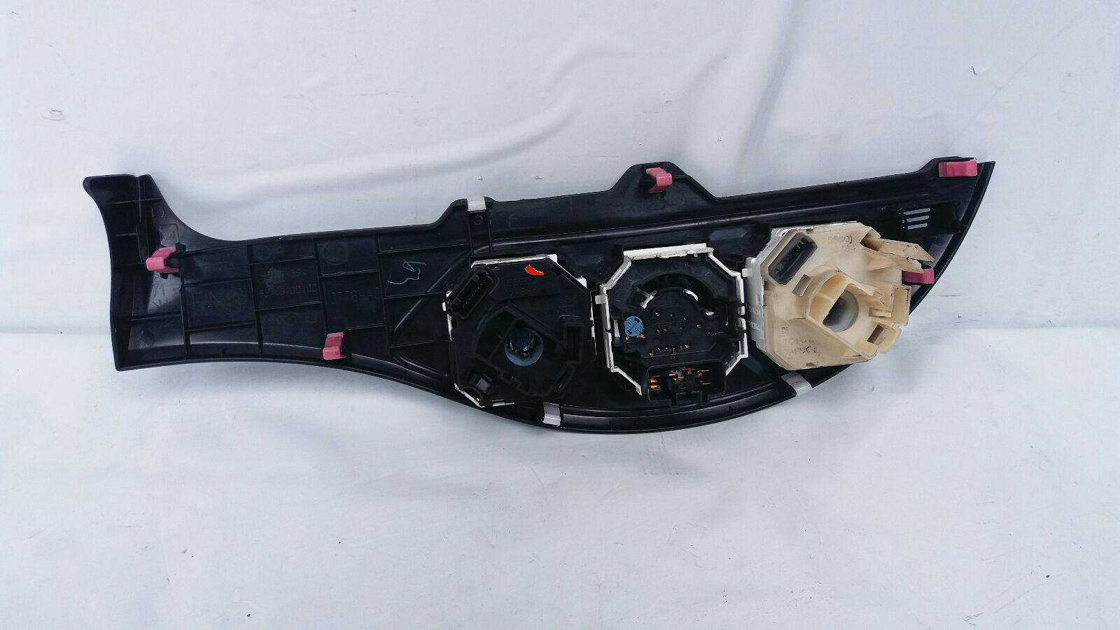 Toyota Yaris 2014 To 2017 Icon VVT-i Heater Control Assembly