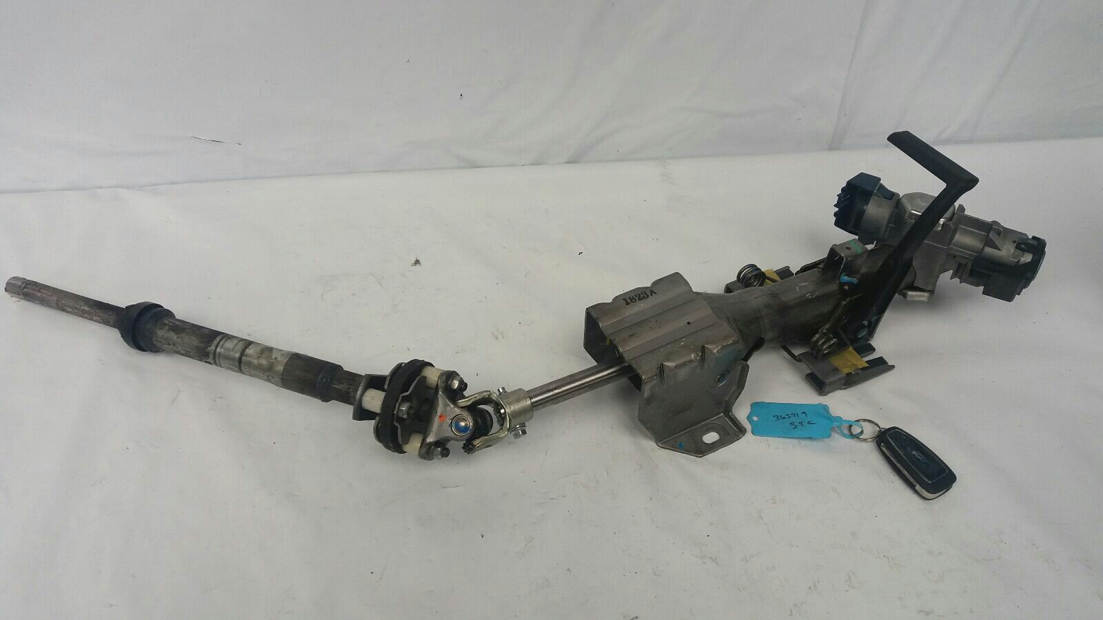 Ford Ranger 2012 To 2015 Double Cab Limited 1 4WD Steering Column