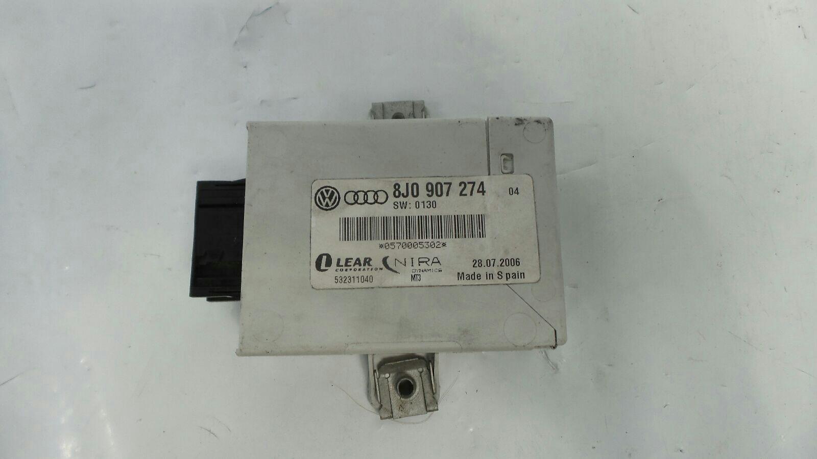 Audi TT 1999 To 2006 Quattro 4WD ECU Tyre Pressure Monitor