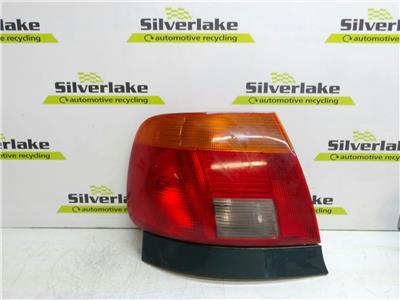 1996 Audi A4 B5 1995-00 4 Door Saloon N/S Passengers Side Rear Lamp Light LH