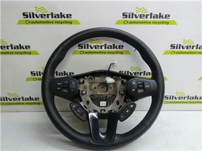 Kia Carens 2013 On Steering Wheel