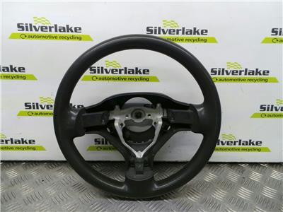 2006 Peugeot 107 2005 To 2008 1.0 Petrol 1KR-FE Steering Wheel
