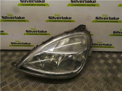 2000 Mercedes A Class W168 1998 To 2005 Passengers Side Headlight Headlamp LH