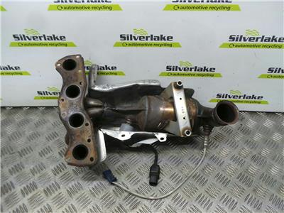 2012 Citroen C3 10-13 1.6 Petrol EP6C (5FS) Diesel Particulate Filter DPF