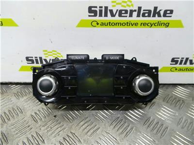 2012 Nissan Juke 2011 To 2014 Heater Control Assembly 24845 1KB0A