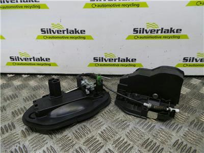 2009 BMW X3 E83 07-10 O/S Drivers Rear Central Locking Door Latch Actuator