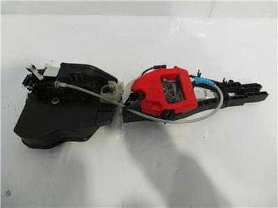 2016 BMW 3 Series F30 15 On Saloon O/S Drivers Rear Central Locking Door Latch