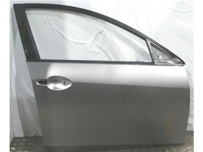 2004 Mazda 2 2003 To 2007 5 Door Hatchback SILVER O/S Drivers Front Door RH