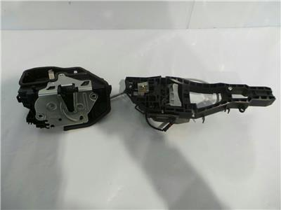 2016 BMW 3 Series 2015 On O/S Drivers Front Central Locking Door Latch Actuator