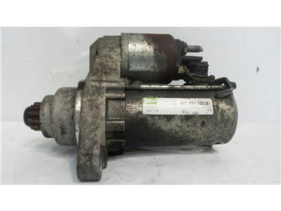 2010 SEAT Ibiza 2009 To 2012 1.6 Petrol BTS Starter Motor 02T911023S