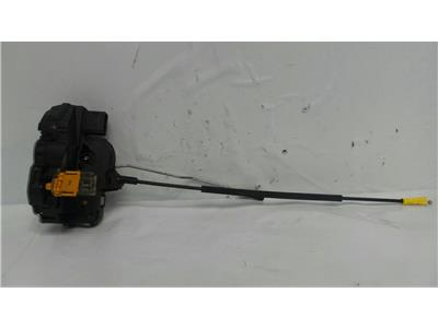 2012 Vauxhall Astra J MK6 10-15 O/S Drivers Rear Central Locking Door Latch