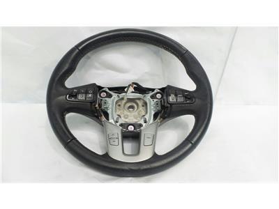 2012 Kia Cee'd 2007 To 2012 3 CRDi Steering Wheel