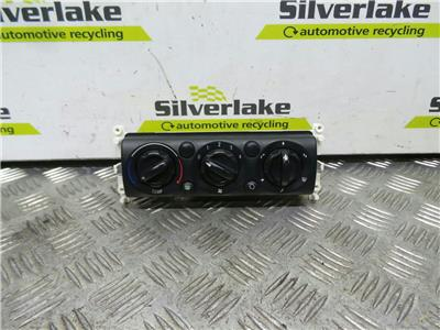 2003 BMW Mini 2001 To 2008 Heater / Climate Controls