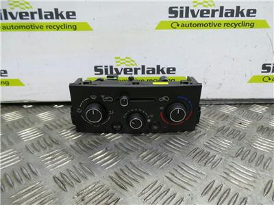 2012 Peugeot 207 2009 On Heater Control Assembly N108224Q