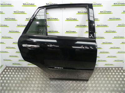 2008 Lexus RX300 2005 To 2009 3.3 BLACK O/S Drivers Rear Back Door RH