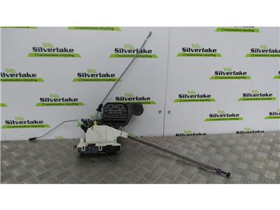 2014 Mercedes M Class W166 12 On O/S Drivers Front Central Locking Door Latch