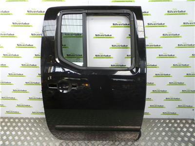 2007 Nissan Navara D40 2005 To 2010 Diesel BLACK O/S Drivers Rear Back Door RH