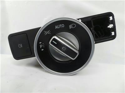 2013 Mercedes-Benz C Class 2011 To 2015 Headlamp Headlight Switch