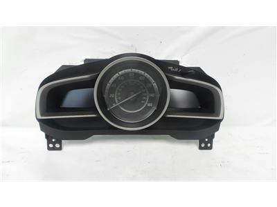2016 Mazda 3 2014 To 2016 Manual Petrol Speedo Head