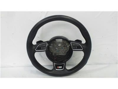 2012 Audi A6 2011 To 2014 S Line TDi Steering Wheel