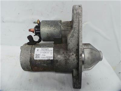 2010 Nissan Qashqai 2010 To 2013 2.0 Petrol MR20DE Starter Motor 23300EN21B