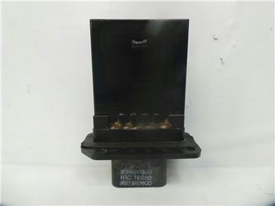 2009 Ford Mustang 2005 To 2010 4.6 Petrol  Heater Resistor Rheostat