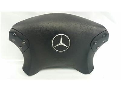 2005 Mercedes C Class S203 03-07 2.1 Diesel Steering Wheel Airbag 2038600502