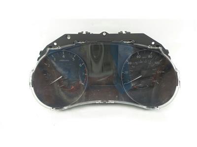 2017 Nissan Qashqai 2013 To 2017 1.2 Petrol CVT Instrument Cluster Speedo Head