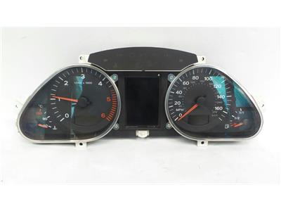 2007 Audi A6 C6 2004 To 2008 Manual Diesel Speedo Head 4F0920951