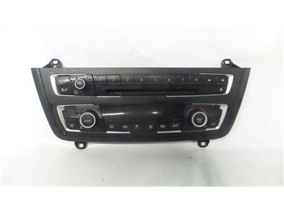 2014 BMW 3 Series F31 2012 To 2015 Heater Control Assembly 9354144