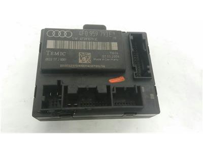 2008 Audi A6 C6 2004 To 2008 Door Module 4F0959793E