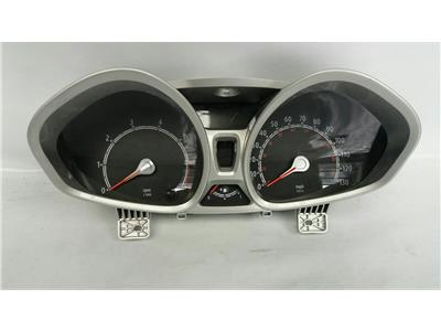 2009 Ford Fiesta 2009 To 2012 Automatic Petrol Speedo Head