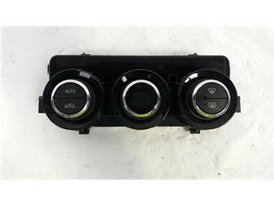 2013 Vauxhall Adam 2012 On Heater Control Assembly