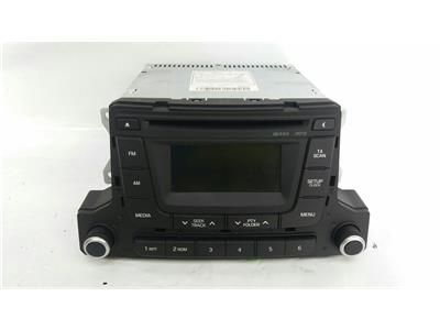 2016 Hyundai i10 2014 To 2016 Radio CD Player 96170B90004X
