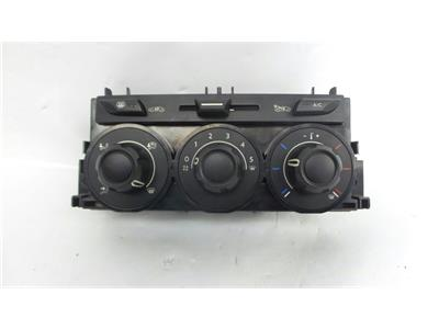 2013 Citroen C3 2013 To 2016 Heater Control Assembly