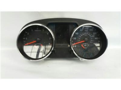 2010 Nissan Qashqai 2010 To 2013 CVT Petrol Speedo Head