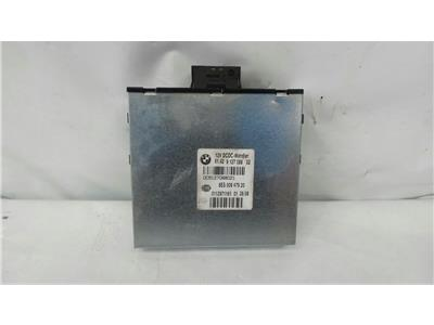 2009 BMW 3 Series E90 05-10 2.0l N47D20U0 (N47D20A) ECU Transmission 9127088