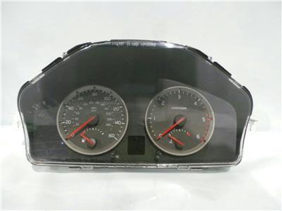 2007 Volvo S40 MK II 2004 To 2010 Manual Diesel Speedo Head 30786347
