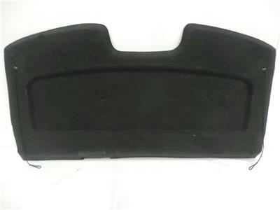 2003 MG ZR 2001 To 2004 3 Door Hatchback Parcel Shelf Luggage Cover