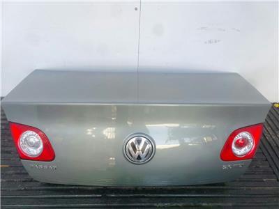 2005 Volkswagen Passat 2005 To 2010 4 Door Saloon BKP GREEN Boot Lid