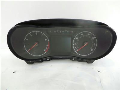 2015 Vauxhall Corsa MK IV 2014 On Manual Petrol Speedo Head 367030224