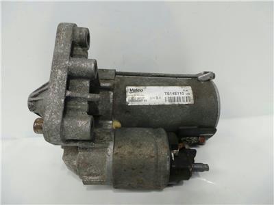 2012 Peugeot Partner 2008 To 15 1.6 Diesel DV6DTED (9HF) Starter Motor TS14E110