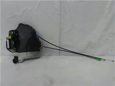 2015 Toyota Auris 15 On 5Dr N/S Passenger Front Central Locking Latch Actuator