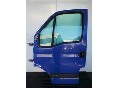 2002 Renault Master 1998 To 2004 Van BLUE N/S Passengers Front Door LH