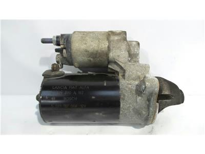 2012 Fiat 500 2008 To 2015 0.9 Petrol 312A2000 Starter Motor 0001137004