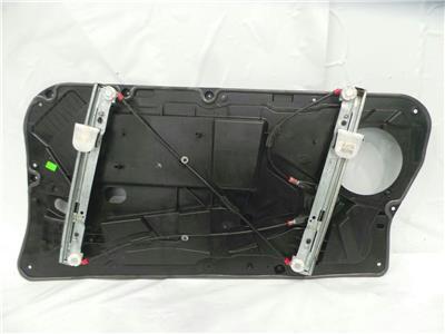 2011 Ford Fiesta MK7 09-12 5 Door Passengers Front Window Reg & Motor LH