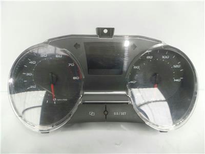 2009 SEAT Ibiza MK V 2009 To 2012 Automatic Petrol Speedo Head 6J0920