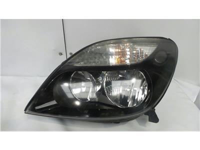 2003 Renault Megane Scenic 1999 To 2003 N/S Passengers Headlight Headlamp LH