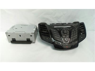 2013 Ford Fiesta 2013 To 2017 Radio CD Player 8A61-18A802-BJW