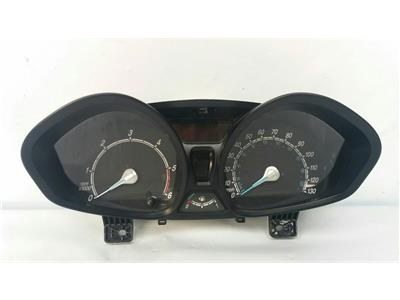 2013 Ford Fiesta 2013 To 2017 Manual Diesel Speedo Head